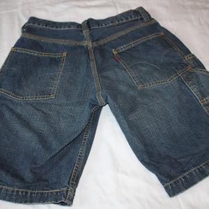 Levi's Shorts - Levi Carpenter's Jean Shorts 29